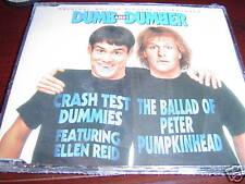 CRASH TEST DUMMIES BALLAD OF PETER PUMPKINHEAD USA NEW