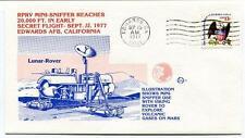 1977 Viking Mini Sniffer Lunar Rover Volcanic Gases on Mars Edwards NASA Sonda