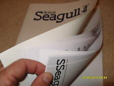 British Seagull Outboard  Engine Service Manual Genuine Seagull