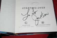 Starting over signed by LaToya Jackson, Michael Jackson's sister