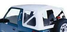 Soft Top WHITE  95 -98  for SUZUKI SIDEKICK GEO TRACKER