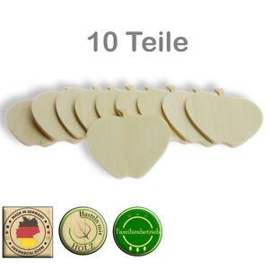 Apfel Streudeko Deko Holz DIY Tischdeko Natur Basteln unbehandelt roh Birke 3mm