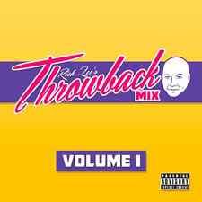 DJ RICK LEE'S THROWBACK MIX VOL. 1 - JUVENILE-OUTKAST-SOUL 4 REAL-LL COOL J-E-40
