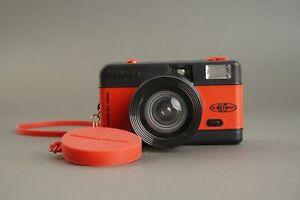 Lomography fisheye camera, WOW . Red, LOMO