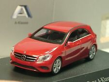 Herpa Mercedes A-Klasse (W176), rot - dealer PC - 0118 - 1/87