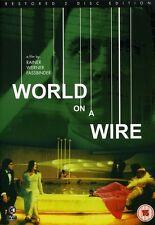 World on a Wire (2010, REGION 2 DVD New)