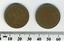 Canada 1905 - 1 Cent Bronze Coin - King Edward VII
