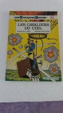 LES TUNIQUES BLEUES T8 LES CAVALIERS DU CIEL Réedition brochée1979   bon état J