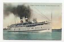 Canada Steamship Lines S.S. CAYUGA Ontario 1934 Post Card & Greeting Card  Co.