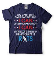 Donald Trump Republican T-shirt Trump 2020 Re-election Shirt Political Shirt