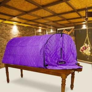 Kawachi Sleeping Posture Portable Steam Cabin (Without Steam Generator)