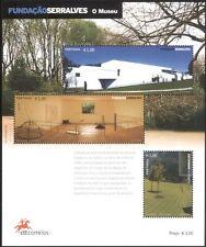 Portugal 2005 Serralves Art Museum/Buildings/Architecture/Park 3v m/s (b750s)