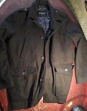 GUESS Size L Wool Jacket
