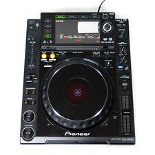 Pioneer CDJ 2000 DJ CD USB SD Multi Player