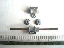 z 605/  Schuco Studio Differential = 4 Zahnräder  für Blechspielzeug Auto