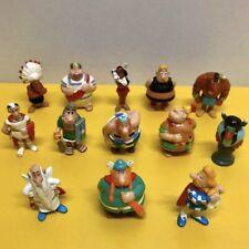 Série De 13 Figurines ASTERIX Et Obelix ALBERT RENE / Para BD