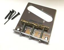 BLEM Hipshot Compensated 3-Saddle Bridge for Am Srs Telecaster/Tele® 44100SS-33