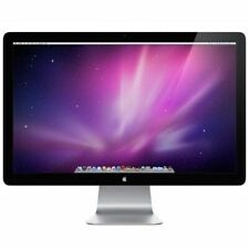 """Apple 24"""" Cinema Display LED MB382LL/A with Built-in Audio"""