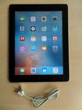 Apple iPad 2nd Generation  A1395 9.7 inch screen 16GB Wi-Fi Tablet Black & Grey