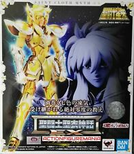 Bandai Saint Seiya Myth Cloth Ex Hyoga Cygnus Aquarius + Extra Body