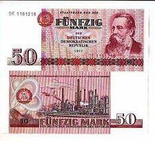Germania Democratica DDR 50 marchi 1971 pick 30  lotto 1822