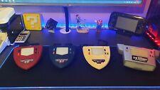 Rare Vintage Retro Tomytronic 3D handheld video games bundle