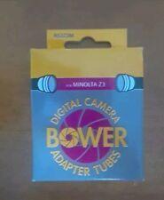Bower Digital Camera Adapter Tubes For Minolta Z3