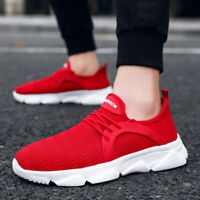Sneakers Men Casual Running Breathable Athletic Slip Resistant Lightweight Shoes