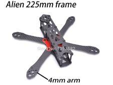 Alien FPV quadcopter frame 225 225mm cross racing drone carbon fiber w/PDB Q64A