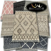 "AMAZING original Modern thick SHAGGY Rugs ""BERBER"" 13 Patterns etno BEST-CARPET"