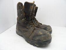 Carhartt Men's Rugged Flex Composite Toe Waterproof Work Boots CMR8939 Brown 12W