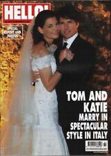 TOM CRUISE - KATIE HOLMES - JUDE LAW - DANIEL CRAIG - Vtg HELLO! Magazine 2006
