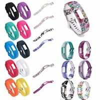 Sports Ersatz Armband Silikon Uhrenarmband Strap für Garmin Vivofit 4 Bracelet