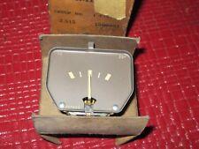 NOS 1937 Chevrolet Master Deluxe ammeter gauge