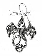 Goth : Alchemy Boucle d' Oreille Unique Wyverex Dragon Single Gothique