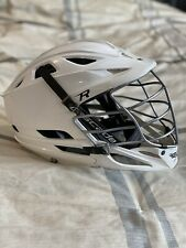 Cascade R Lacrosse Helmet White Adult One Size Fits Most