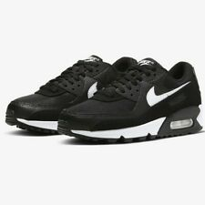 NIKE SNEAKERS • AIR MAX 90 • WOMEN'S SIZE 9.5 / MEN'S SIZE 8 • COLOR BLACK • NEW