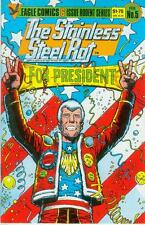 The stainless steel Consejo # 5 (of 6) (carlos ezquerra) (Eagle Comics estados unidos, 1986)