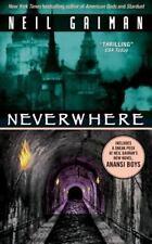 Neverwhere by Neil Gaiman (1998, Paperback, Reprint)