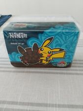 2012 Pokemon World Championships Double Deck box Hawaii Official Sealed!