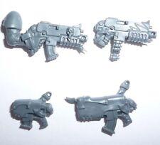 Space Wolves Thunderwolf Cavalry Boltguns/Holstered Boltgun/pistol - G1778