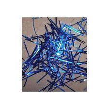 FOIL Unique  Metallic BLUE Designer STRIPs   Nail Art