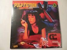 Pulp Fiction-colonna sonora ** 180gr-Vinyl-LP + mp3-Code ** New ** SEALED **