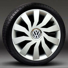 "Alloy wheels look wheel trims 14"" Hub Caps, Covers to fit Vw Polo Full set of 4"