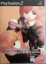 Gunslinger Girl Volume 1 PS2 Japanese Import NTSC J