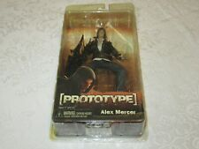 NECA Player Select Video Game Prototype Activision Alex Mercer Action Figure