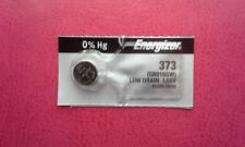 1 Energizer 373 (SR916SW)  Silver Oxide  Battery  Fast USA