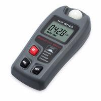 MT30 LCD Digital Display Handheld Light Lux Meter Tester Luxmeter Luminometer