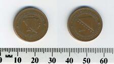 Bosnia-Herzegovina 2005 - 5 Feninga Nickel Plated Steel Coin