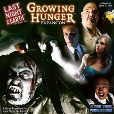 Last Night on Earth: Growing Hunger Expansion (New)